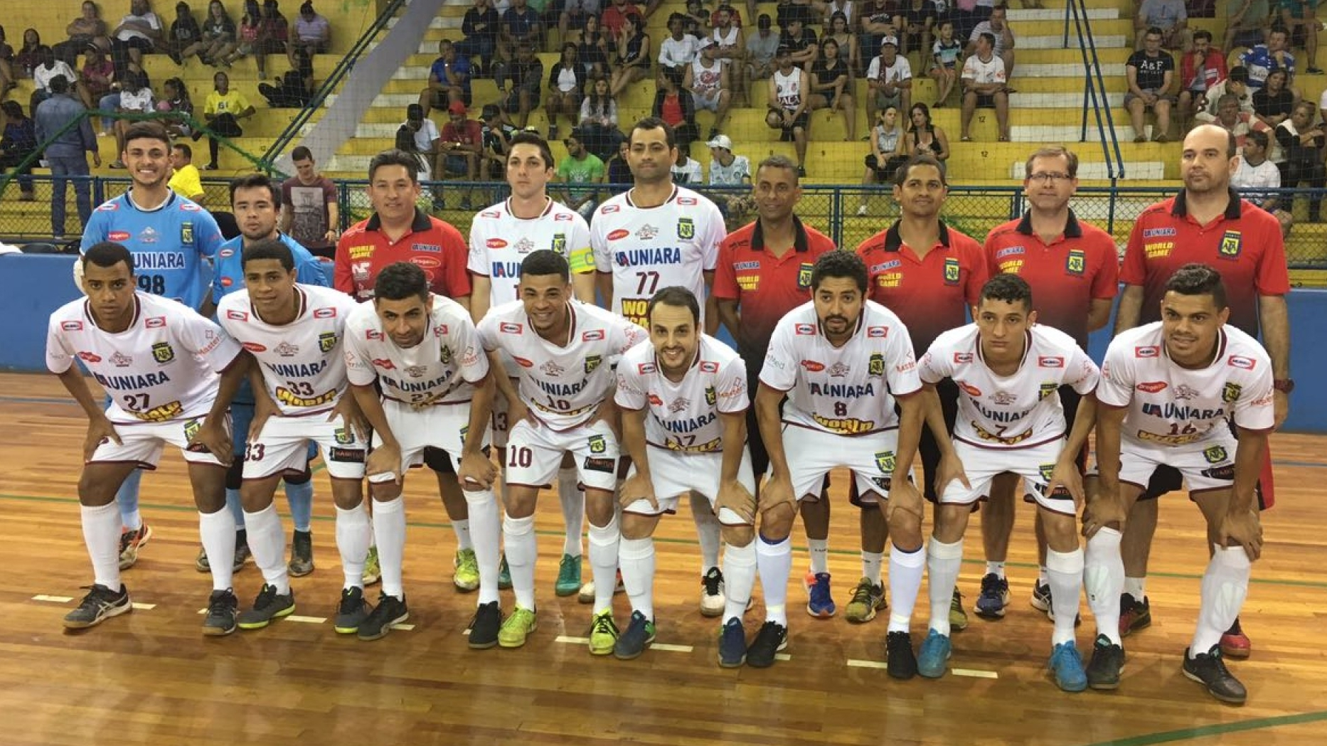 Futsal de Araraquara inicia final da Liga do Interior